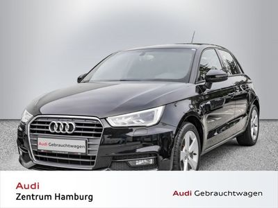 gebraucht Audi A1 Sportback sport 1.6 TDI 85 kW (116 PS) S tronic