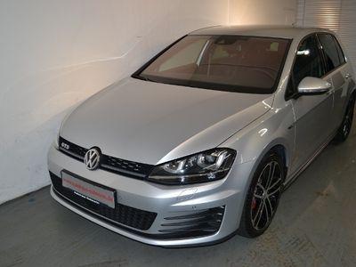 gebraucht VW Golf VII GTD Navi*DCC*Xenon*Standhzg