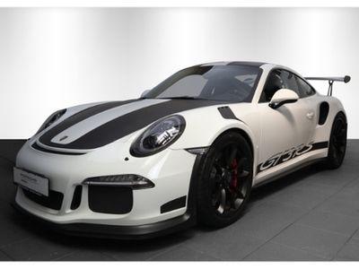gebraucht Porsche 911 GT3 RS 991 911 4.0LED PDLS Leder