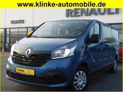 gebraucht dci 115 l2h1 grand combi expression renault trafic 2015 km in loxstedt. Black Bedroom Furniture Sets. Home Design Ideas