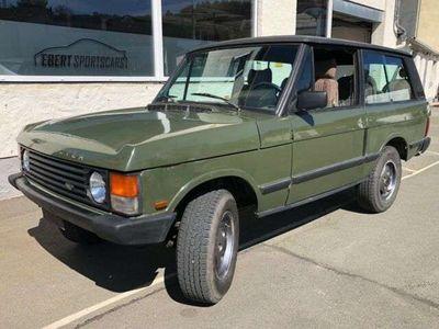 gebraucht Land Rover Range Rover Classic 2.4 Turbo Diesel 2-Türer