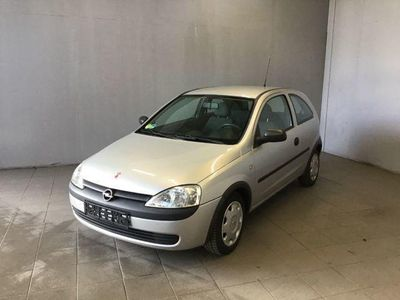 gebraucht Opel Corsa 1.7 DTI 16V