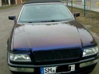 used Audi 80 Cabrio 2,6l