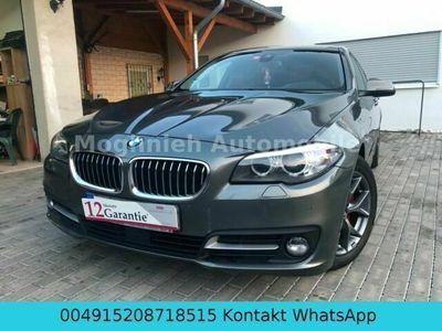 gebraucht BMW 528 Baureihe 5 Lim. i Navi Klimaautomatik!!!