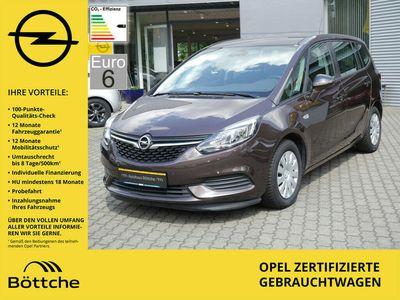 gebraucht Opel Zafira 1.4 Turbo ONSTAR INTELLILINK W-LAN EU6