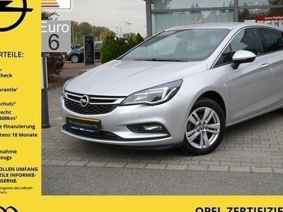 käytetty Opel Astra 1.4 Turbo Dynamic ONSTAR NAVI W-LAN EU6