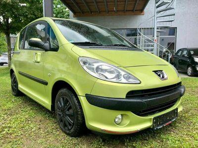 gebraucht Peugeot 1007 Premium 1.4*Klima*Elektrische Schiebetüren*