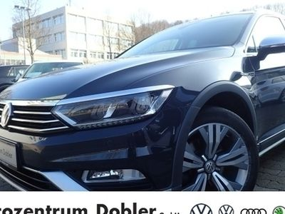 gebraucht VW Passat Alltrack Variant 2.0 TDI DSG 4Motion Navi