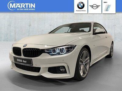 gebraucht BMW 420 i Cabrio M Sportpaket HK HiFi DAB WLAN RFK