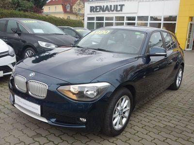 gebraucht BMW 116 i Urban Klimaanlage,Einparkhilfe EURO 6