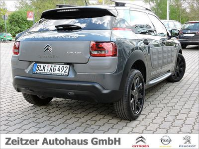gebraucht Citroën C4 Cactus BlueHDi 100 Shine Edition NAVI