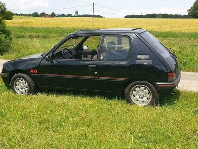 gebraucht Peugeot 205 XS, fast ,