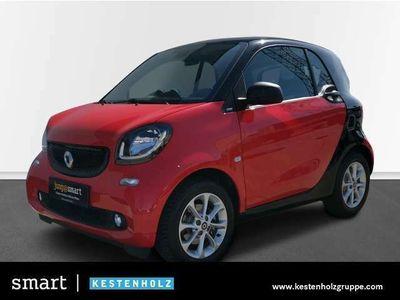 gebraucht Smart ForTwo Coupé Coupé Passion DAB+SITZHZ+TEMPOM+LICHTPKT als Sportwagen/ in Lörrach