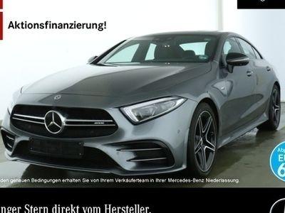 gebraucht Mercedes CLS53 AMG AMG 4M WideScreen 360° Multibeam Distr.