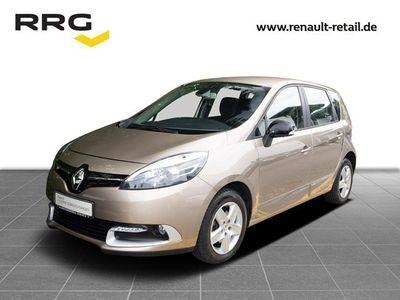gebraucht Renault Scénic 1.6 16V 110 LIMITED Navi, Klimaautomatik,