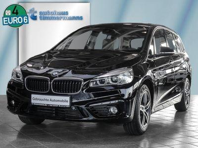 gebraucht BMW 220 Gran Tourer d