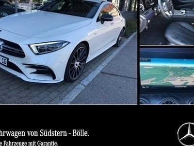 gebraucht Mercedes CLS53 AMG 4M+ PDC,LED,Distronic,360°,AHK,Widescreen