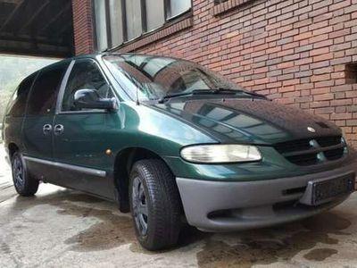 gebraucht Chrysler Grand Voyager 2.4 SE