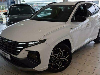 gebraucht Hyundai Tucson 1.6 T-GDi 48V NLINE -NAVI-CARPLAY-KEYLESS