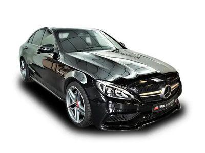 gebraucht Mercedes C63 AMG AMG Burmester;Distonic; Performance Abgas