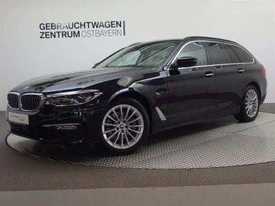 gebraucht BMW 520 d Touring Aut. +PANO+LED+HUD+HIFI+