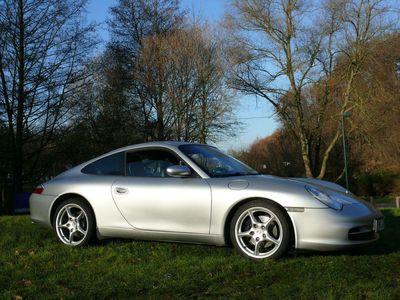 gebraucht Porsche 911 Carrera 996