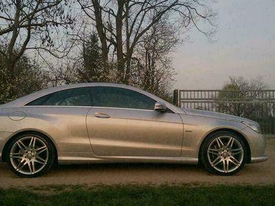 gebraucht Mercedes 350 DB C207CDI AMG AUSSTATTUNG AUSSEN + I...