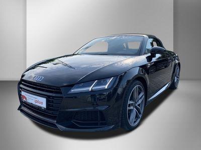 gebraucht Audi TT Roadster 1.8 TFSI S tronic S-line Navi SHZ Lede