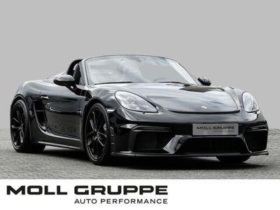 gebraucht Porsche 718 Boxster Spyder, Bose, PDLS, Carbon