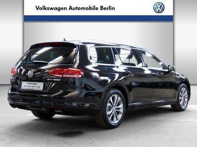 gebraucht VW Passat 2.0 TDI BMT DSG Kombi Comfortline Navi AC