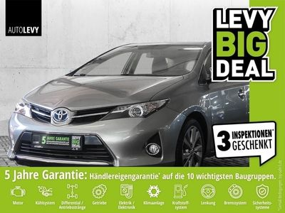 gebraucht Toyota Auris Hybrid 1.8 VVT-i