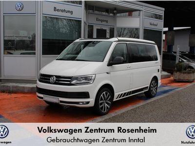 gebraucht VW California T6Beach Edition 2,0 TDI DSG 4Motion