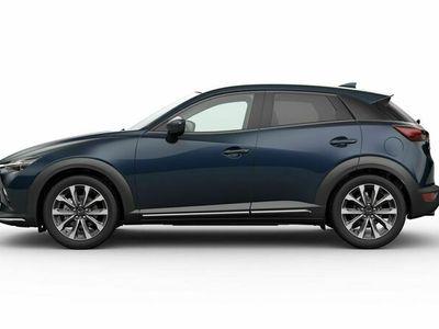 gebraucht Mazda CX-3 Selection mit Design- und Komfort-Paket