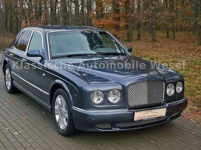 gebraucht Bentley Arnage /Meteor on Slate/Ersthand+Erstlack