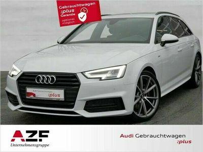 gebraucht Audi A4 Avant 1.4 TFSI S-tronic S line Leder+LED+B+O als Kombi in Flensburg