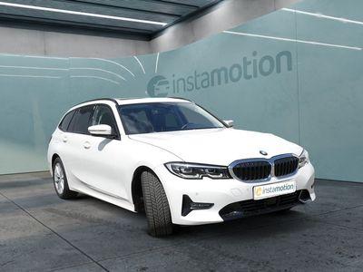 gebraucht BMW 330 330 dA Touring Sport Line ACC+PANO+LED+NAVI+SHZ+P