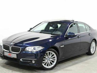 gebraucht BMW 525 d M LENKRAD HUD,VOLLLEDER,NAVIPROF,HIFI,SH als Limousine in Berlin