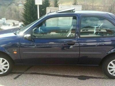 gebraucht Ford Fiesta Flair TÜV/ Service/ Bremsen/ Auspuff Neu