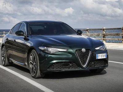 gebraucht Alfa Romeo Giulia Veloce Q4