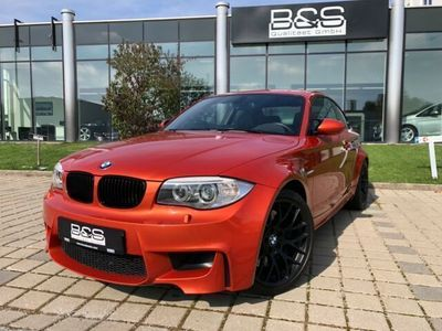 gebraucht BMW 1M Coupé ,Harman,Navi Prof,Leder,UNFALLFREI
