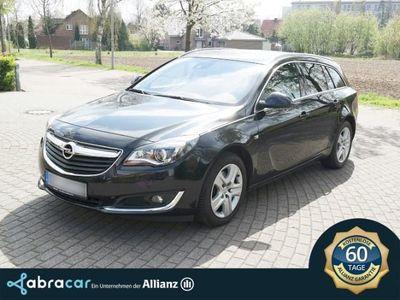 gebraucht Opel Insignia Sports 2.0 CDTI OPC Garantie 8.2017