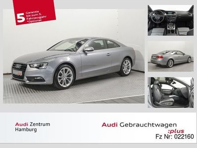 gebraucht Audi A5 Coupe 3,0 TDI exclusive line quattro S tronic Nav