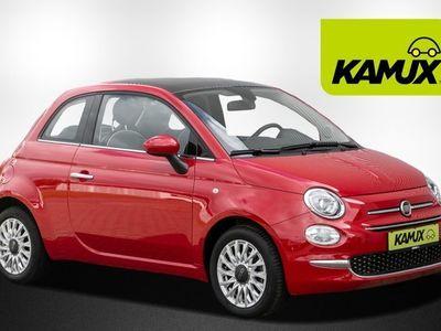 gebraucht Fiat 500 1.2 Lounge +Pano +PDC +UConnect +Bluetooth +Erste Hand