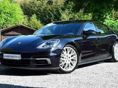 gebraucht Porsche Panamera Neu 4S Diesel/Matrix/SWA/Luft/Bose/21'/VOLL/RFK/SHBL/