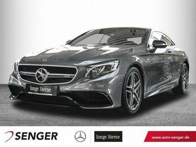 gebraucht Mercedes S63 AMG 4MATIC Coupe bei Gebrachtwagen.expert