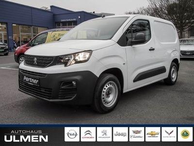 gebraucht Peugeot Partner Premium L1*100PS*Klima*Audio*PDC*AHK*uvm