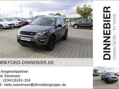 gebraucht Land Rover Discovery Sport TD4 HSE 132 kW