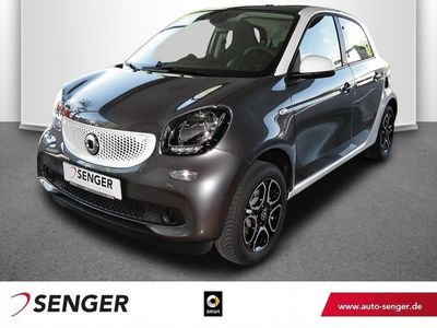 gebraucht Smart ForFour 66 kW passion Cool&Media Sitzheizung
