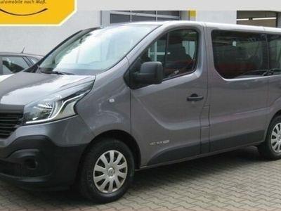gebraucht Renault Trafic EXPRESSION L1H1 1,6 dCi 145 KLIMA RADIO