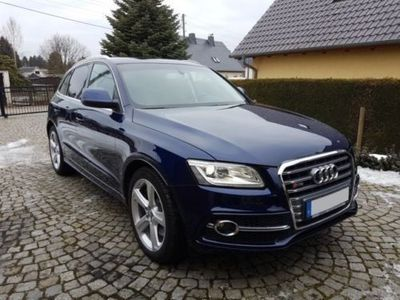 gebraucht Audi SQ5 MMI+ Carbon AHK Leder DriveSelect ServiceNEU